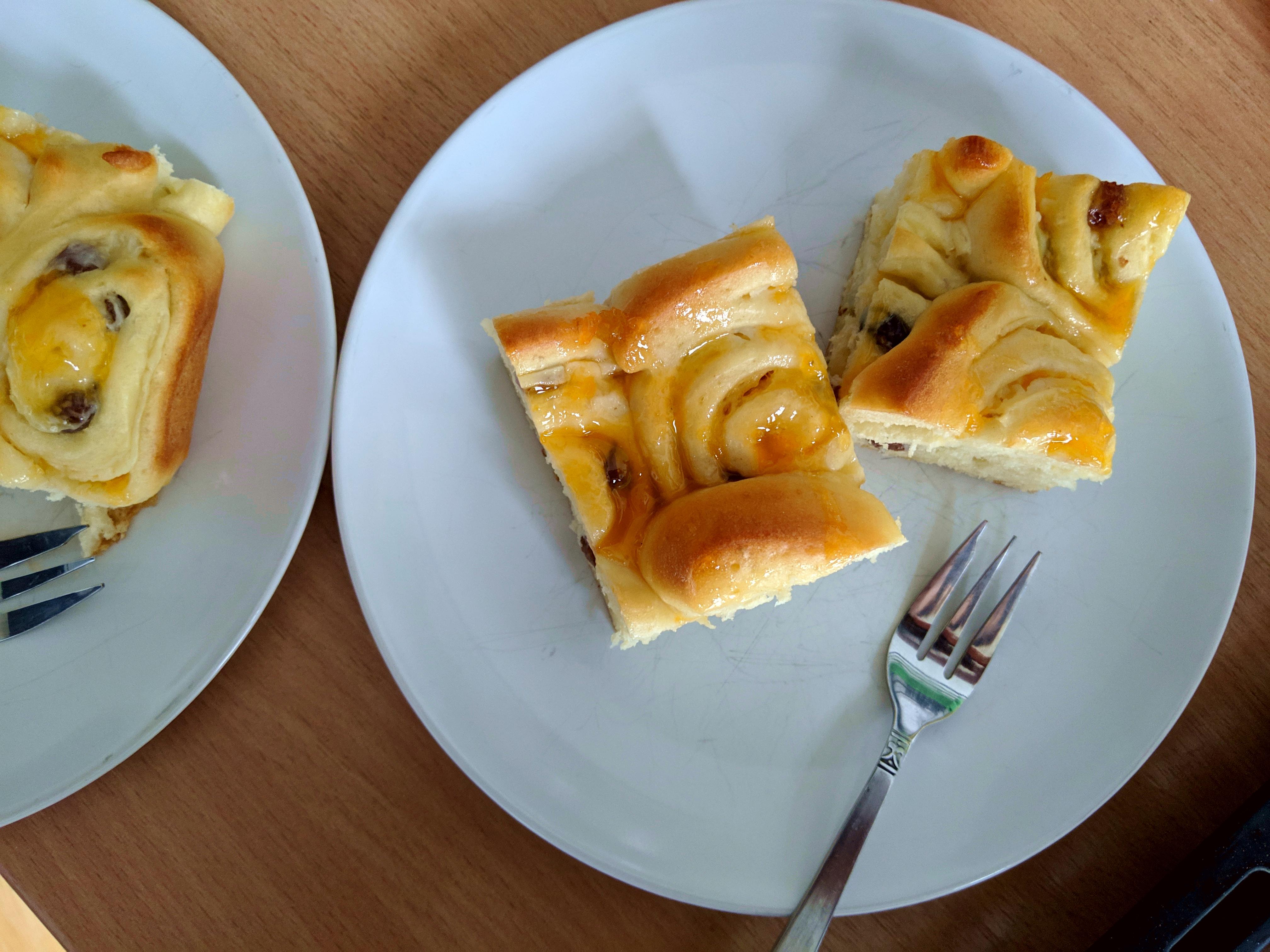 Schneckenkuchen