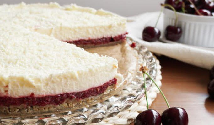 Kirsch-Frischkäse Torte