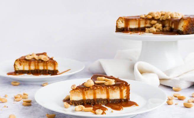Peanutbutter Cheesecake